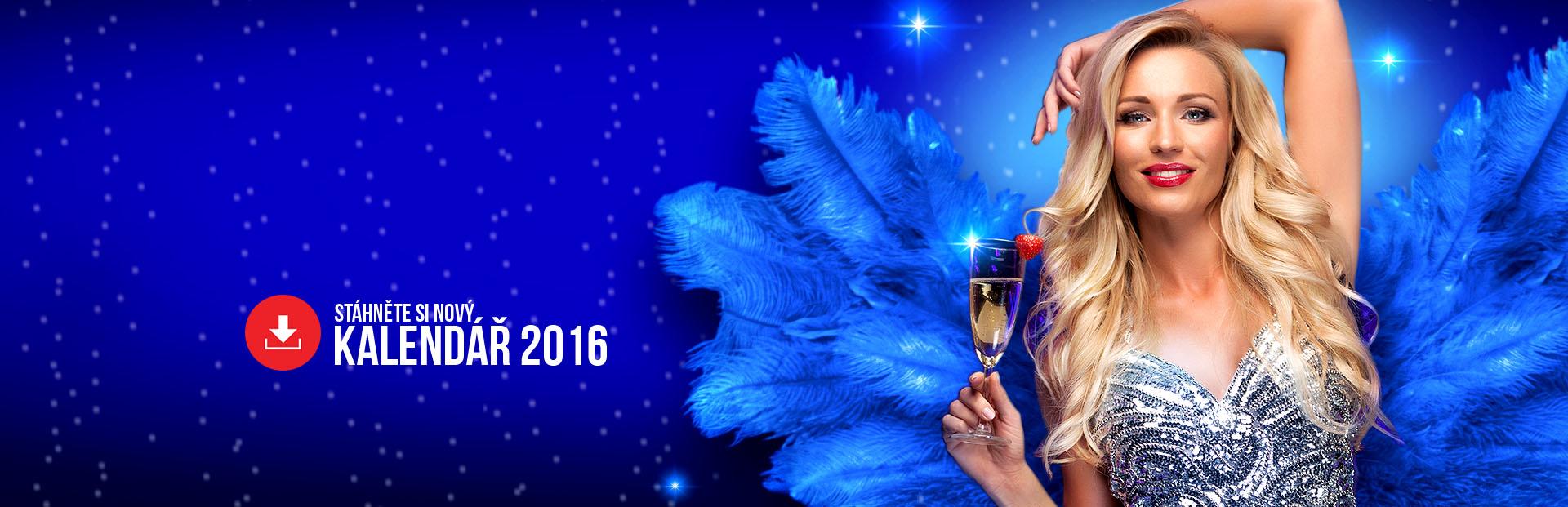 KAJOT Kalendář 2016