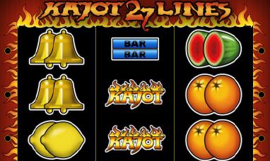 KAJOT 27 LINES