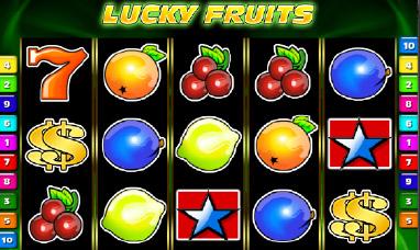 LUCKY FRUITS