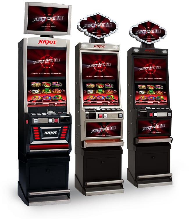 Herní systémy - KAJOT Star Games