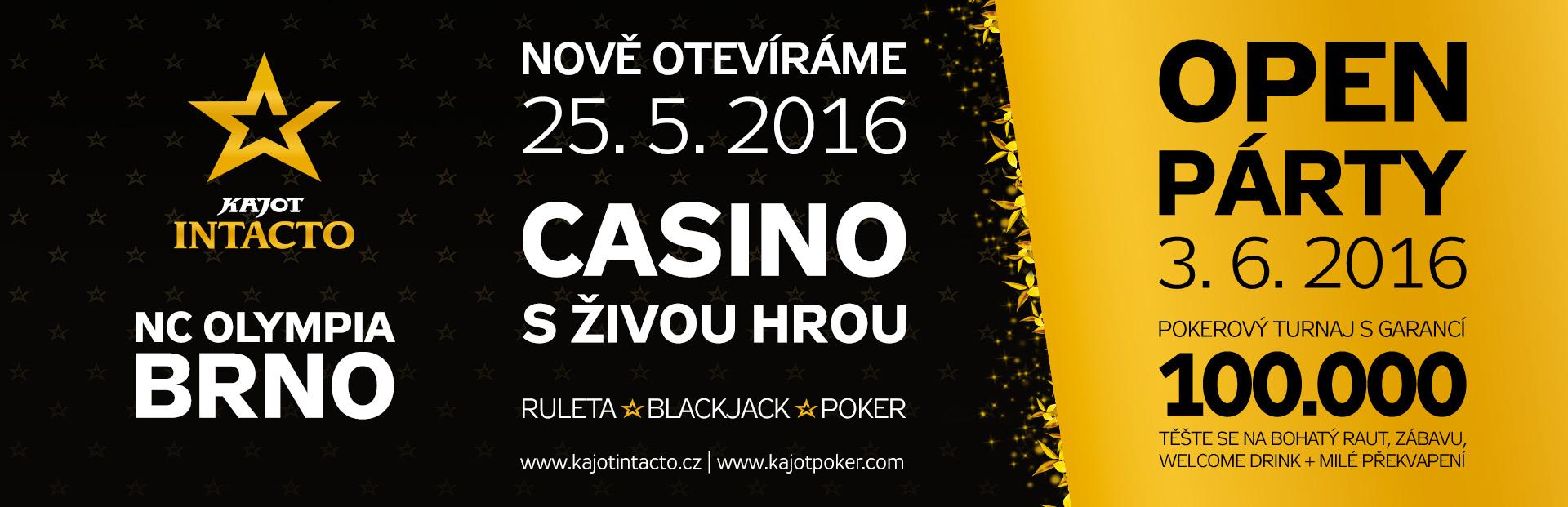 Casino Brno Olympia