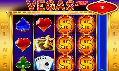 Vegas Wild
