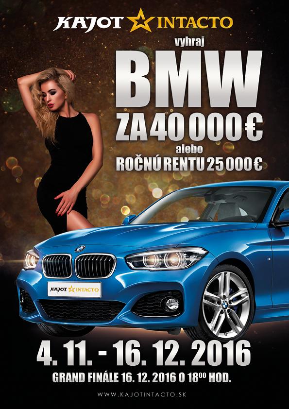KAJOT INTACTO SK BMW
