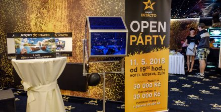 OPEN PARTY VE ZLÍNĚ