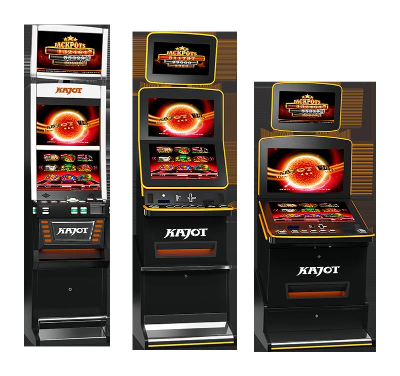 Herní systémy - KAJOT Planet Games