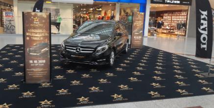Vyhrajte luxusní Mercedes-Benz